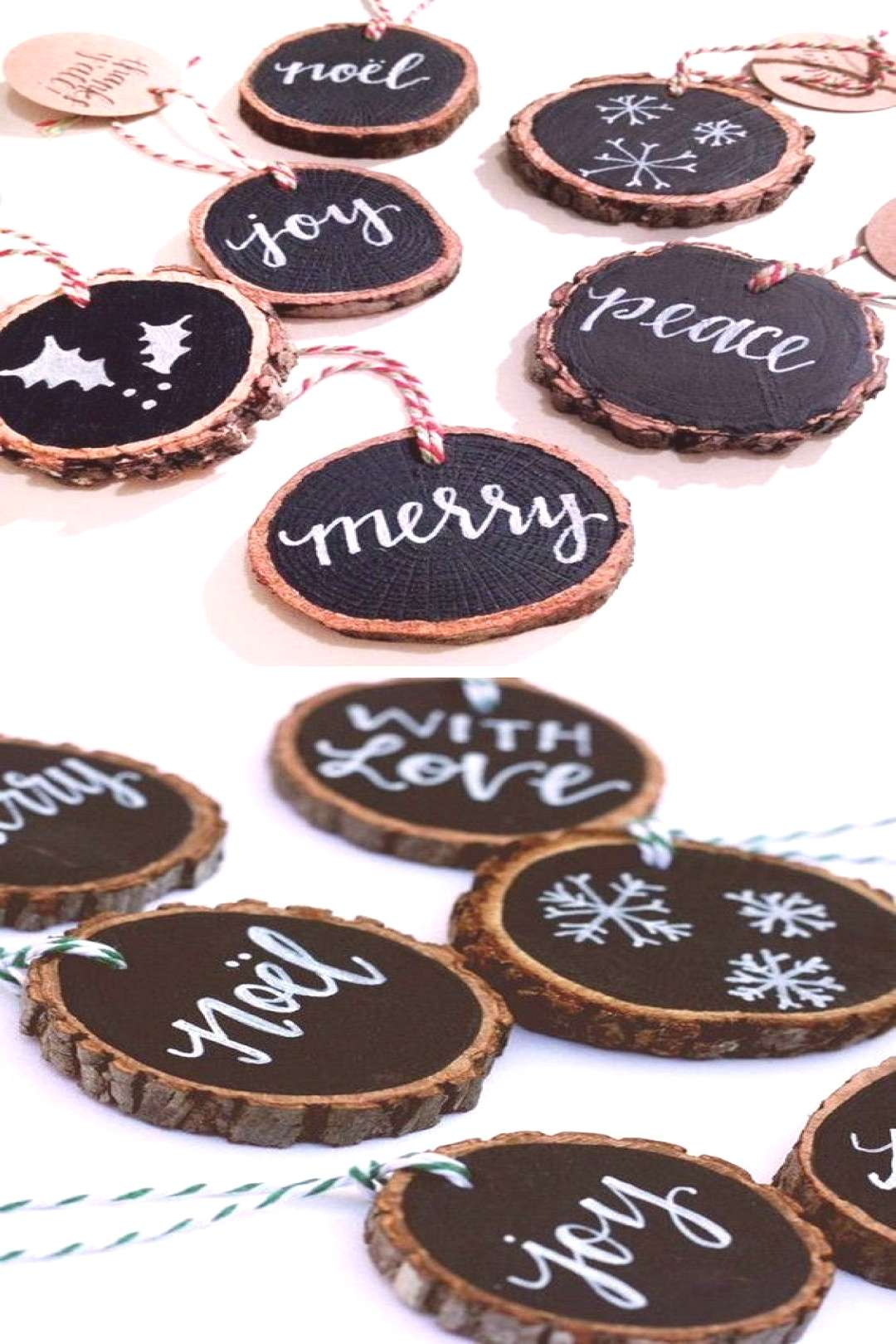 100 DIY Christmas Decor Ideas to make your Christmas Decorations Stand Out - Hike n Dip