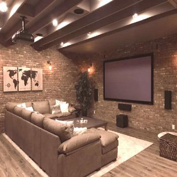 10+ Clever Use of Basement Home Theater Ideas (Awesome Picture)