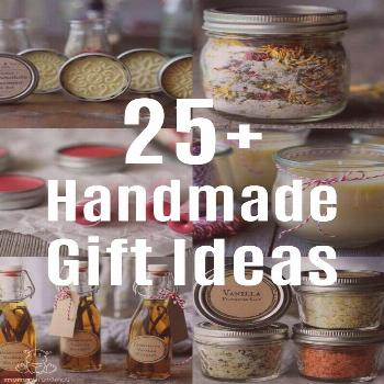 25 Handmade Gift Ideas That Are Easy To Make Do you want to make gorgeous, handcrafted gifts withou