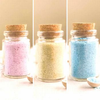 3 DIY Aromatherapy Bath Salts From cold relief to sore muscles, relax at home with all natural arom