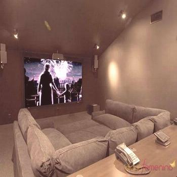 50 Basement Home Theater Design Ideas to enjoy your movie time with family and friends - GODI... 50