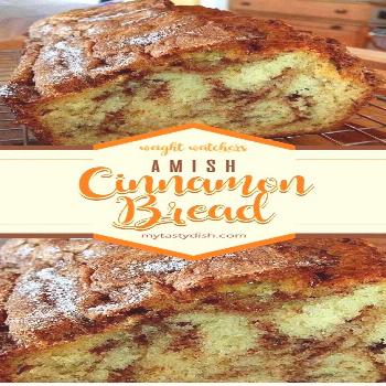 Amish Cinnamon Bread! Oh Dear!! You really need to know This Bread recipes !!! because it is totall
