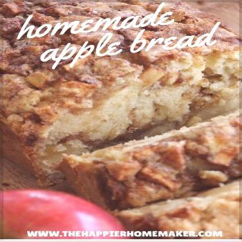 Bread Recipes | Apple Cinnamon Bread I've tried this Bread Recipes … and the result is awesome! |