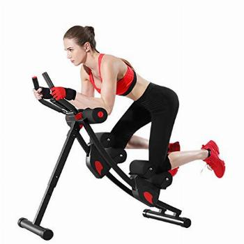Fitlaya Fitness ab Machine, ab Workout Equipment for Home