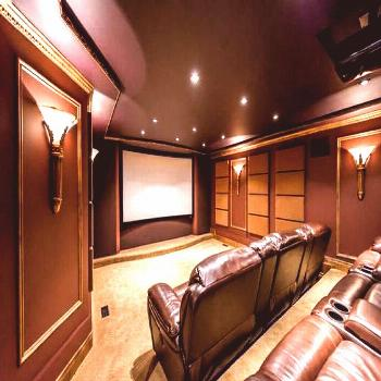 Home theaters accessories Excited home theater design -  -