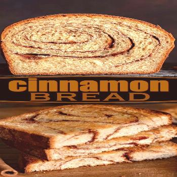 Homemade Cinnamon Bread is a thing of beauty and you'll never believe how easy it is to make! Homem