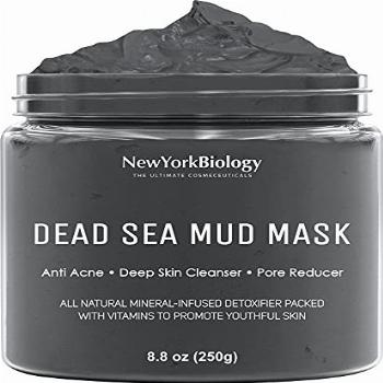 New York Biology Dead Sea Mud Mask for Face and Body - Spa