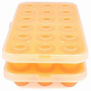 Silicone Baby Food Storage Tray (2 Pack) - Pop Out 1oz