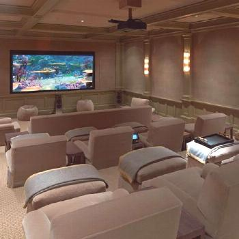 Stunning Small Basement Ideas that You Should Not Miss theater design small