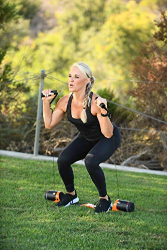 MAXPRO Fitness Cable Home Gym | Versatile, Portable, Smart,