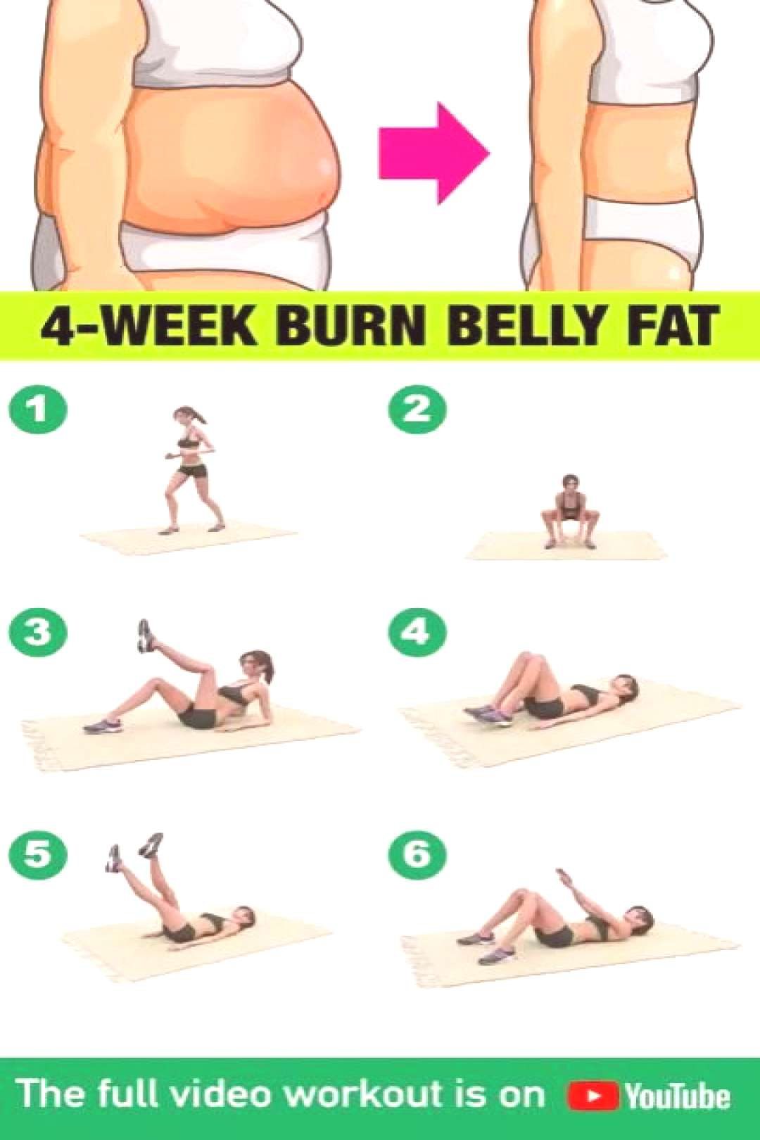 Morning Ab Workouts Fitness Training Videos