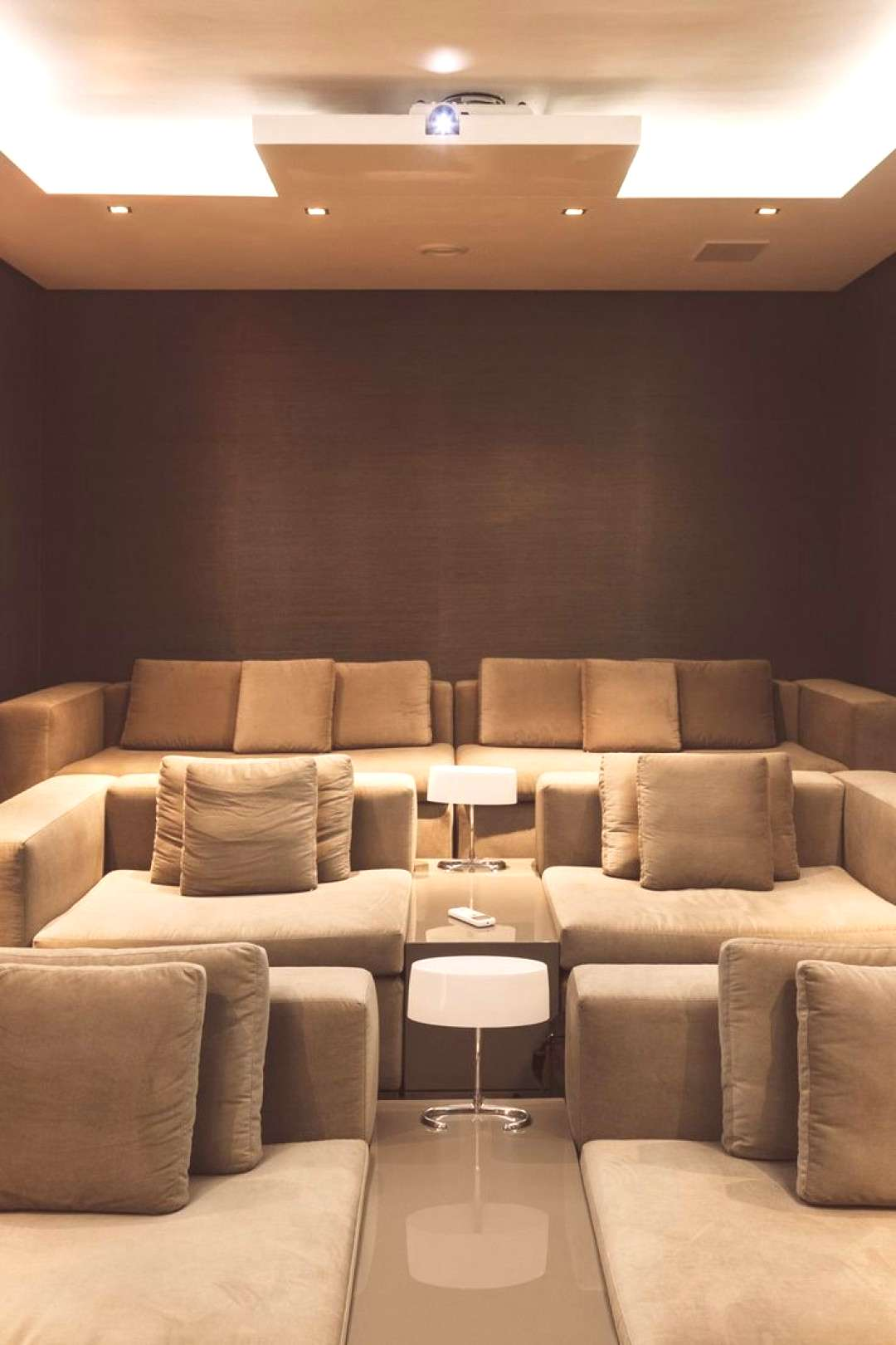 Once youve selected the room you want to use for a home theater, youll want to map out your renov