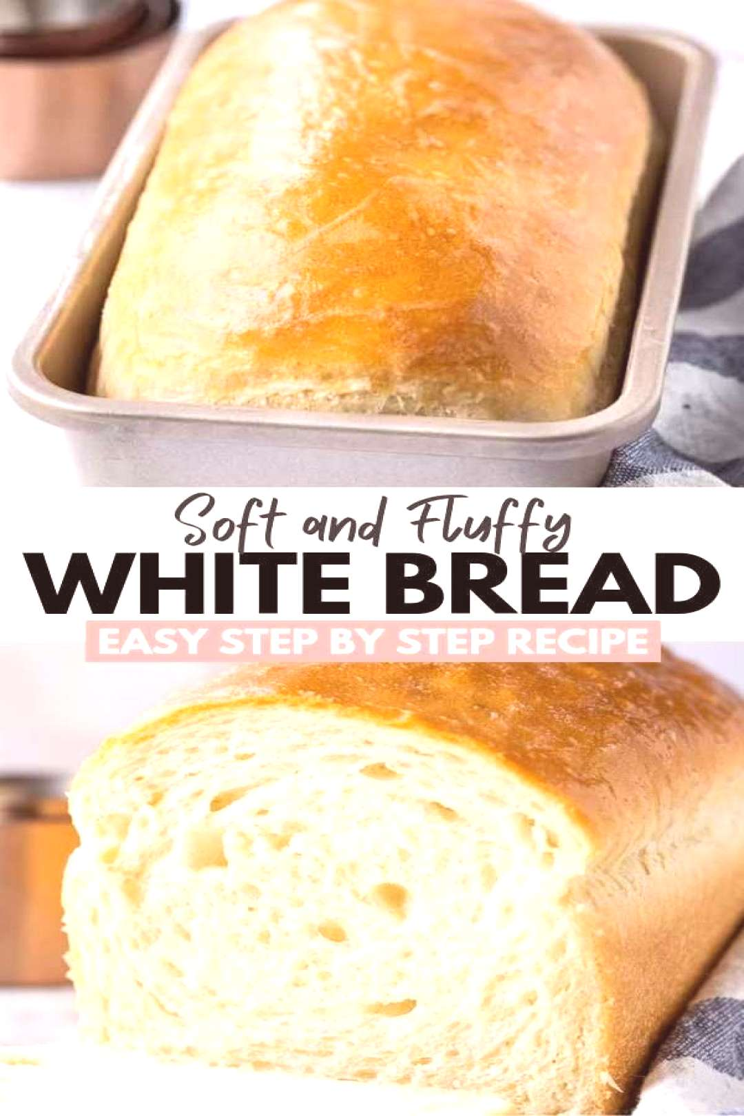 This White Bread recipe is a classic youll want to keep on hand. So light, fluffy and incredibly s