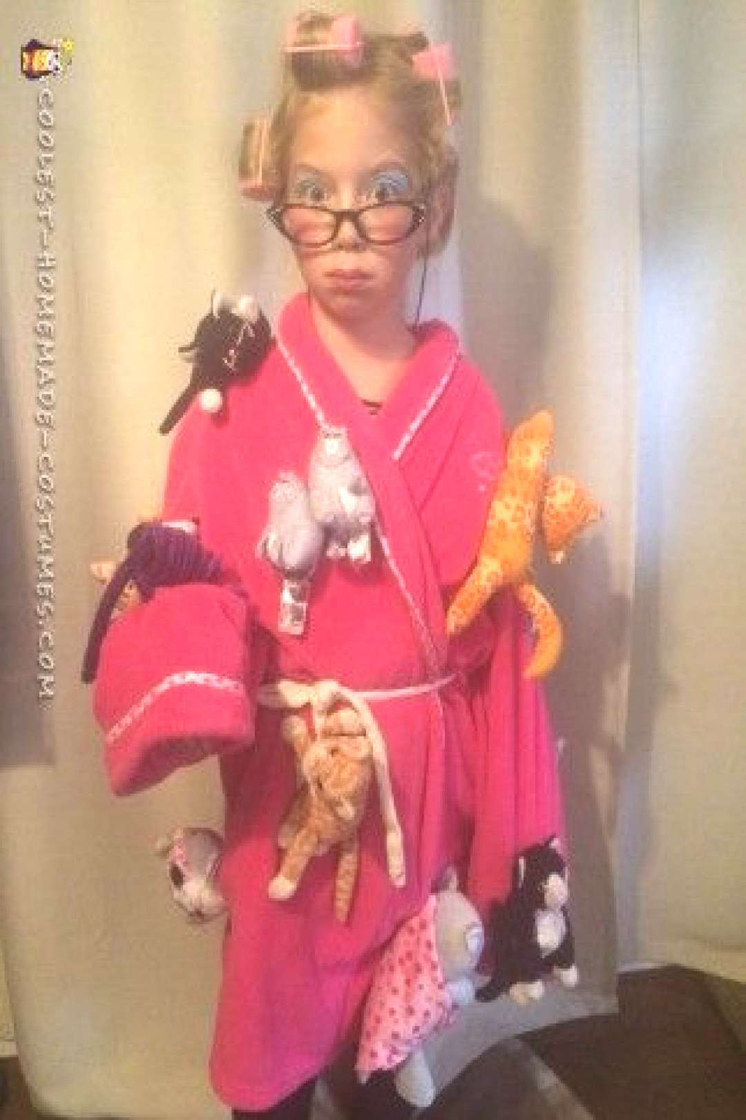 When my daughter said she wanted to be a Crazy Cat Lady I didnt know what she meant. But she was a